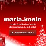 150 Vor- und Nachnamen-Domains im Angebot!
