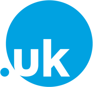 Logo der TLD .uk